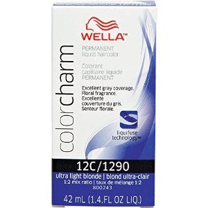 Wella Charm Liquid Haircolor 12C/1290