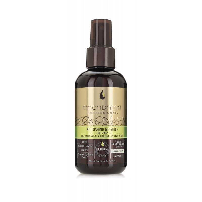 Macadamia nourishing moisture oil spray 4.2 oz