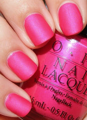 OPI Nail Lacquer La Paz-itively Hot