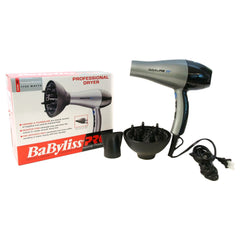 BaByliss Pro Tourmaline & Ceramic 1875 Professional Dryer
