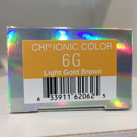 Chi ionic Color 6G