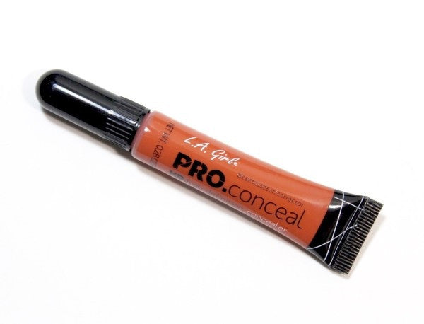 L.A Girl PRO Conceal: orange corrector
