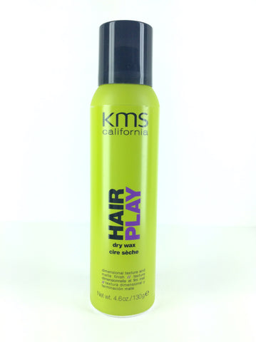 KMS California Hair Play Dry Wax