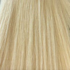 "18"" 100% Human Hair Extension color 613"