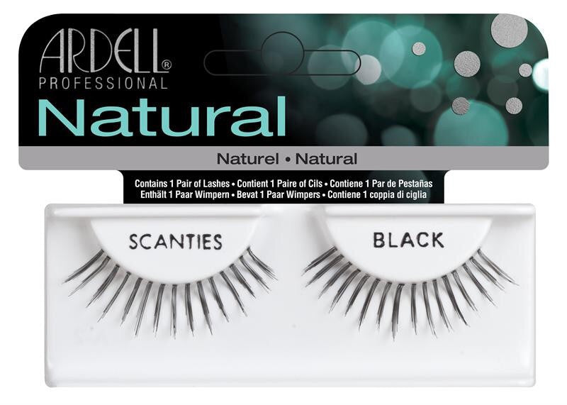 Ardell Professional Natural Scanties black