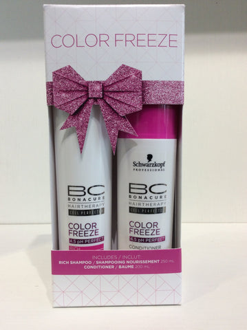 Schwarzkopf Professional Color Freeze gift set
