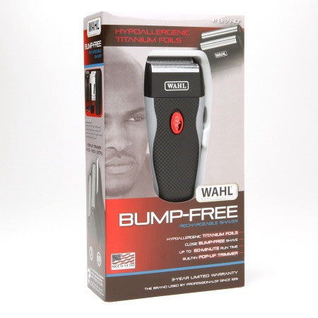WAHL Professional Bump-Free Shaver