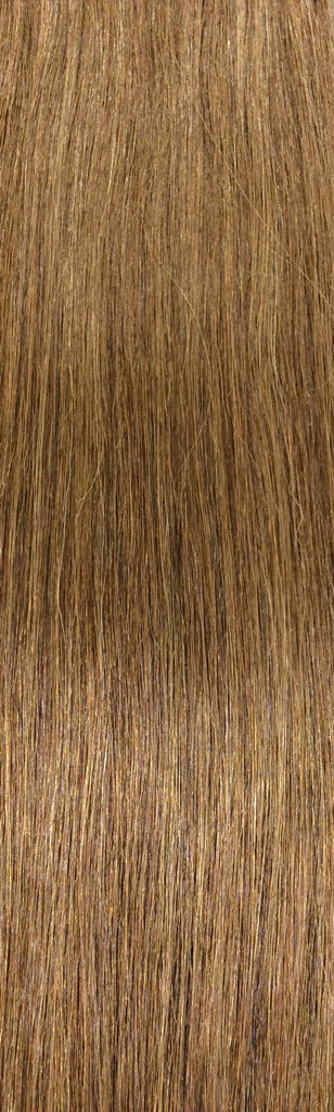 "18"" 100% Human Hair 7pcs Clip-In  Color 5"