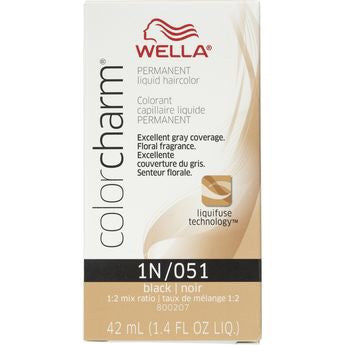 Wella Colorcharm Liquid 1N/051