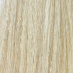 "18"" 100% Human Hair Extension 7pcs color 613"