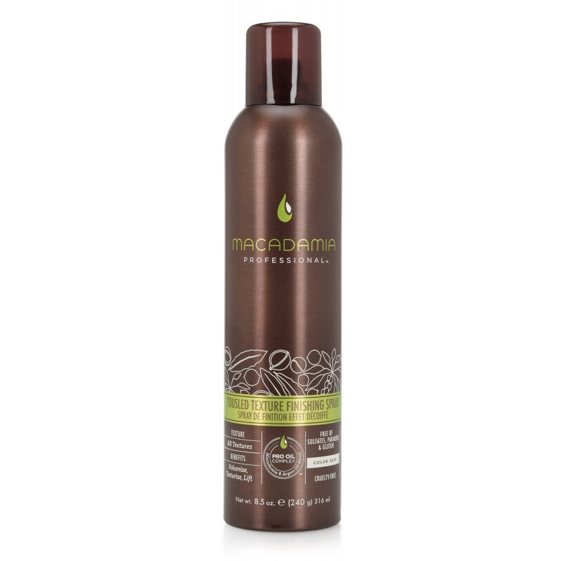 Macadamia Tousled Texture Finishing Spray 8.5oz