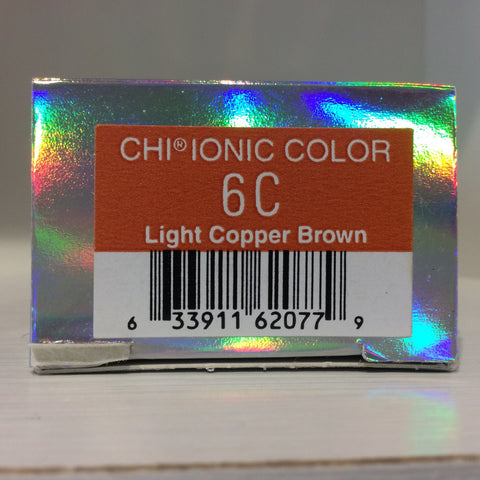 Chi ionic Color 6C