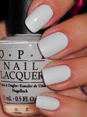 OPI Nail Lacquer Alpine Snow