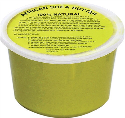 RA African Shea Butter Smooth 16oz