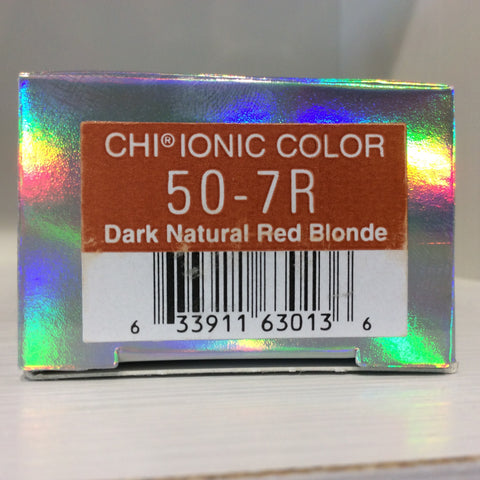 Chi ionic Color 50-7R