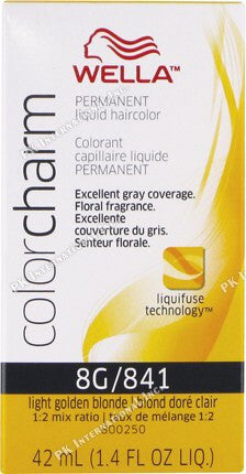 Wella Charm Liquid Haircolor 8G