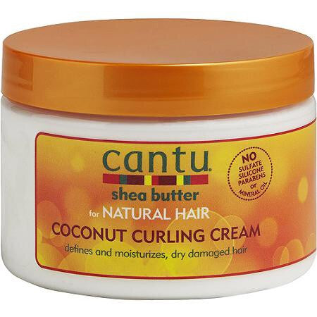 Cantu coconut curling cream 12oz
