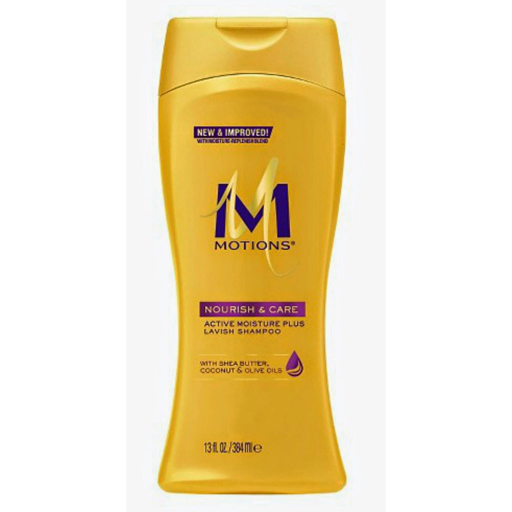 Motions Active Moisture Lavish Shampoo 32oz