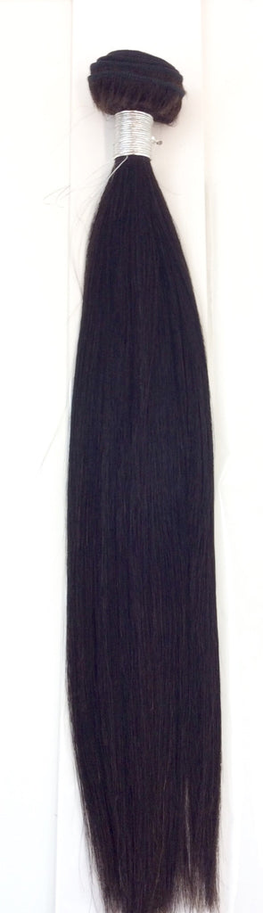"18"" 100% Premium Virgin Peruvian Remy #Natural"