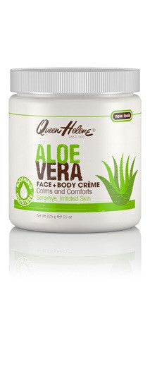 Queen Helene Aloe Vera Face and Body Creme 15oz