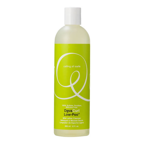DevaCurl Low-Poo Original 12oz.