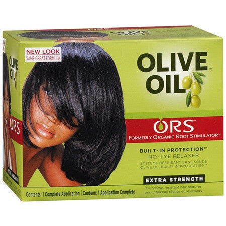 ORS Olive Oil Built In Protection Extra Strength