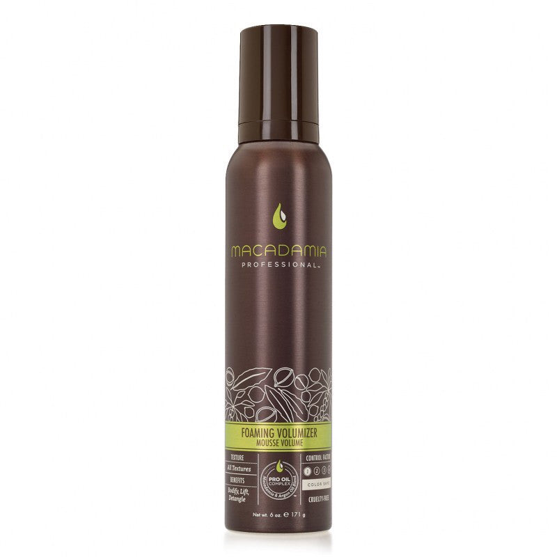 Macadamia Foaming Volumizer 6oz