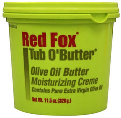 Red Fox Tub O'Butter Olive Oil Butter 11.5oz