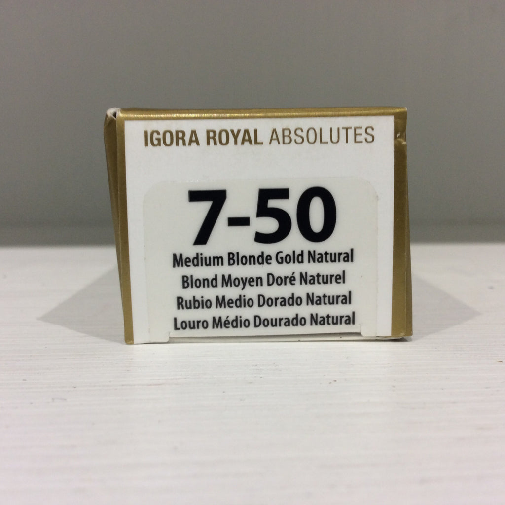 Schwarzkopf Igora Royal Absolutes: 7-50