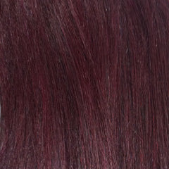 "18"" Like Human Clip-In Extension 7Pcs Burgundy"