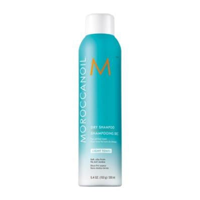 Moroccanoil Dry Shampoo Light 205mL