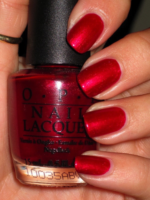 OPI Nail Lacquer I'm Not Really a Waitress