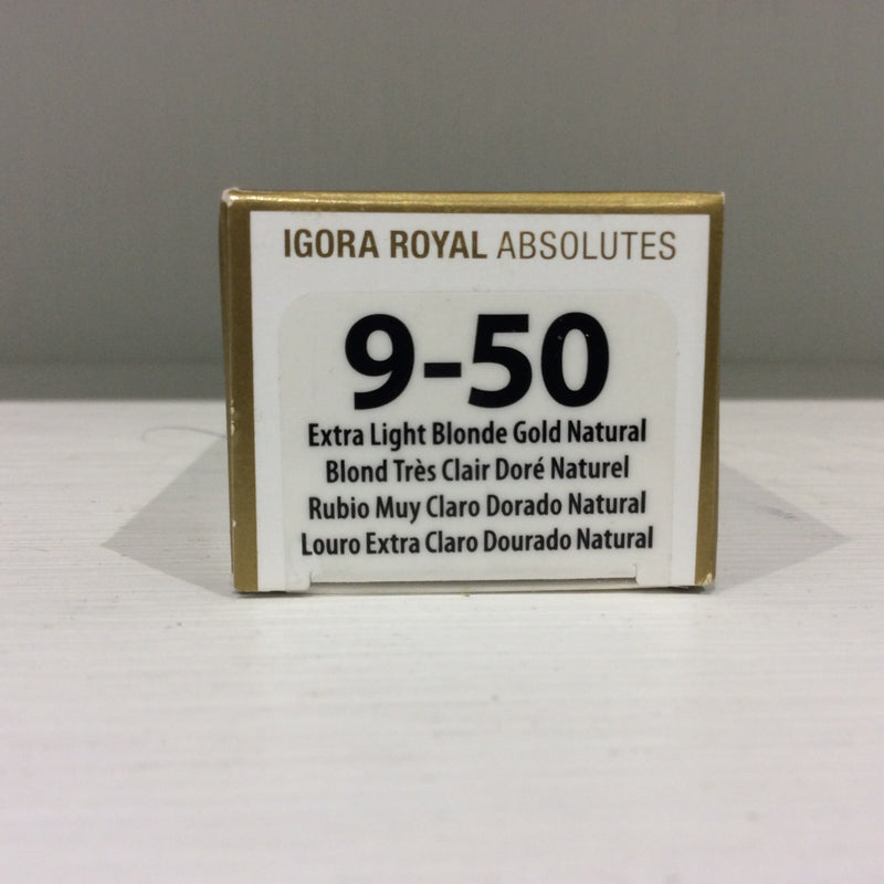 Schwarzkopf Igora Royal Absolutes: 9-50