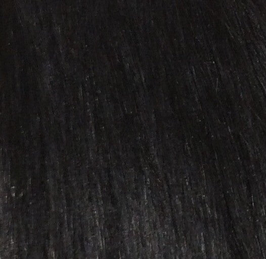 """14"""" 100% Human Hair 9clip-in Color 1B"""