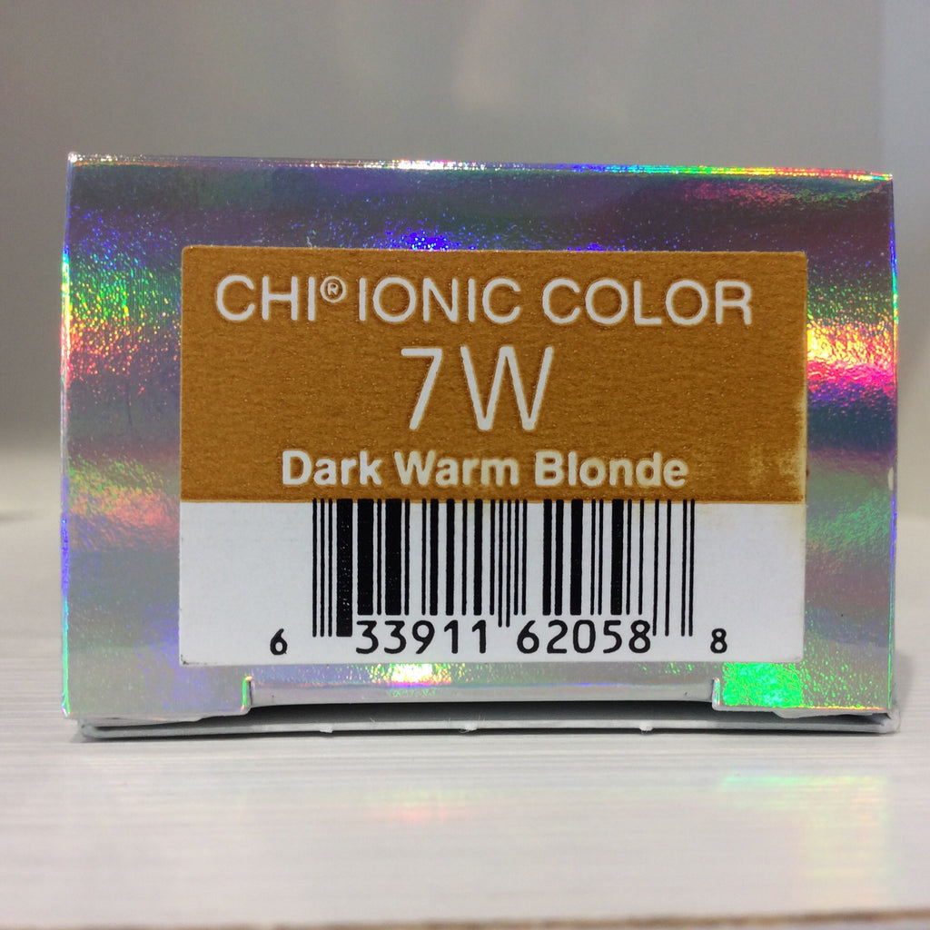 Chi ionic Color 7W