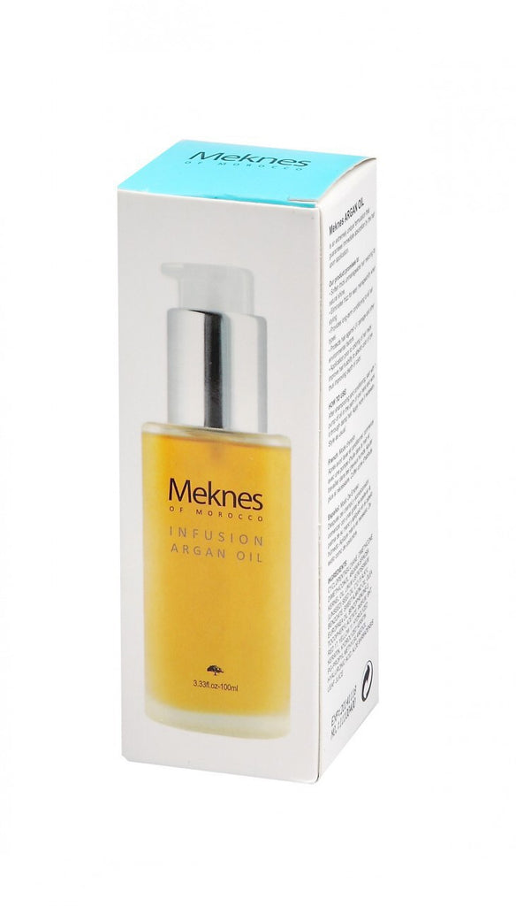 Meknes Of Morocco Infusion Argan Oil