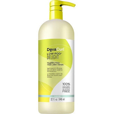 DevaCurl Low-Poo Delight 32oz