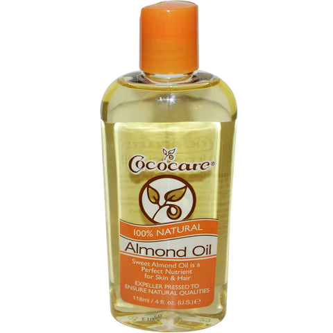 Cococare Almond Oil 4oz