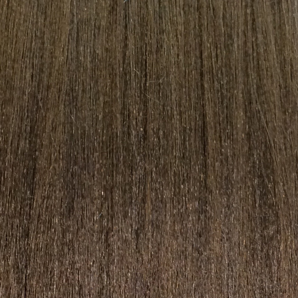 "18"" 100% Human Hair Extension 7pcs color 4"