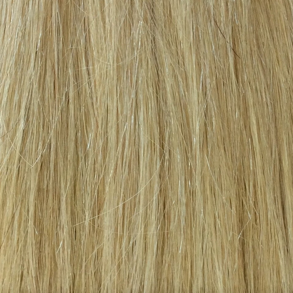 "16"" 100% Human Hair Extension color 22"