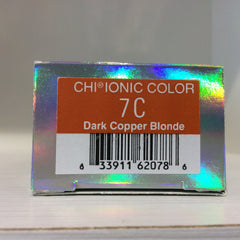 Chi ionic Color 7C