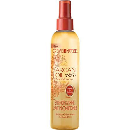 Creme of Nature Argan Oil Leave-In Conditioner