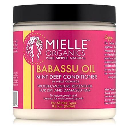 Mielle Babassu Deep Conditioner