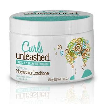 Curls Unleashed No Restriction Moisturizing Conditioner