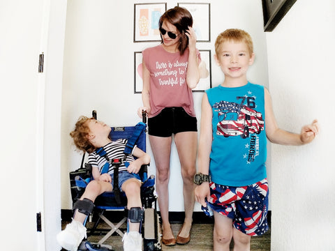 Kaitlyn, Annie and Tanner - Our Disabled Life / Special Needs Mom