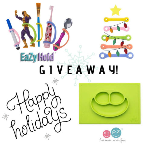 eazyhold and ezpz holiday giveaway