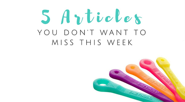 Articles You Don't Want to Miss