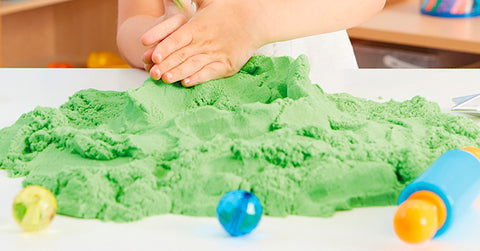kinetic sand inclusive holiday gift