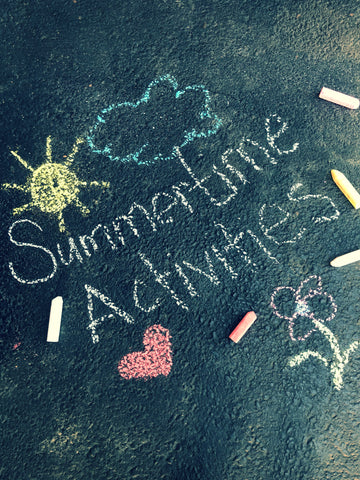 Summertime Activities from an Occupational Therapist