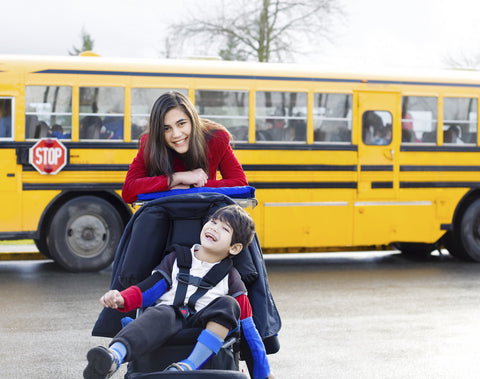 ways to help your child with disabilities transition back to school